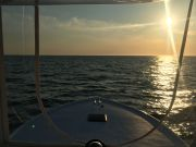 Carolina Girl Sportfishing Charters Outer Banks, Another Pretty Day Here we Come Tile Fish