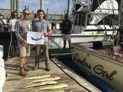 Carolina Girl Sportfishing Charters Outer Banks, Blue Marlin & Mahi