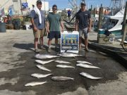 Carolina Girl Sportfishing Charters Outer Banks, Tile Fish Trip Yesterday With Quick Limit & on to Tuna