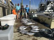 Carolina Girl Sportfishing Charters Outer Banks, Windy & Rainy Day