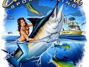 Carolina Girl Sportfishing Charters Outer Banks, Wind & Water Recedes Lets Go Fishing
