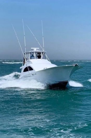 Carolina Girl Sportfishing Charters Outer Banks, It's Official ! We Have A New Vessel !!!